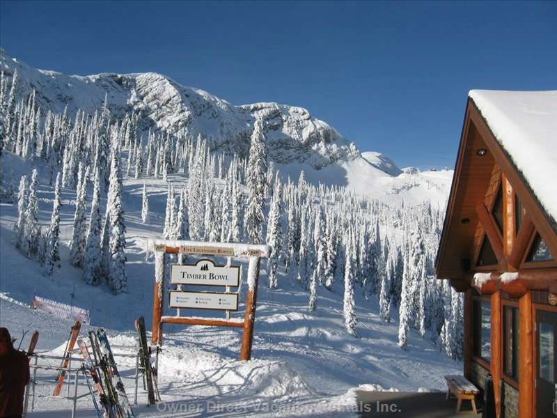 Vacation Home Rentals in Fernie #203816