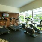 Fully Equipped Gym, Including Free Classes and Activities