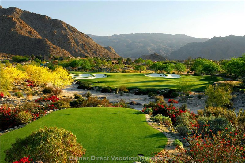 Great Golf Resorts Minutes Away!