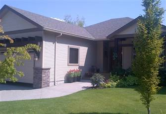Beautiful 1bdrm Furnished Suite in West Kelowna