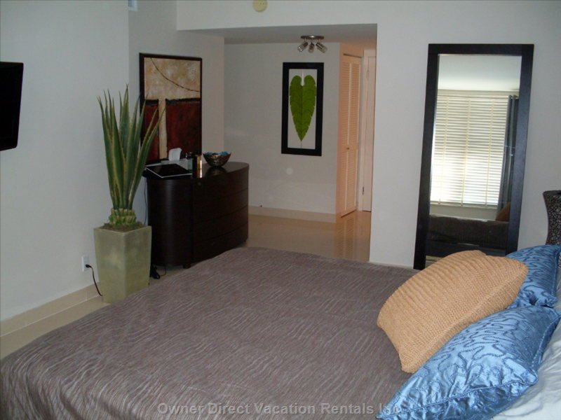 Master Bedroom other Angle