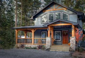 Charming Cottage, Radium Hot Spring Passes Incl