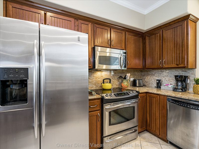 Top Quality Stainless Steel Appliances