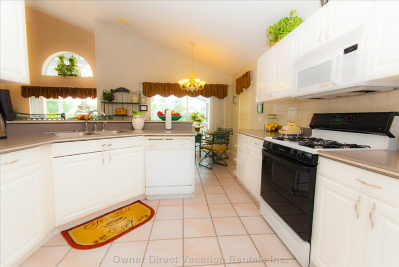 Fully Equipped Kitchen Whether you are Preparing Snacks Or Formal Dinner for Family and Friends