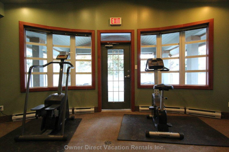 Common Area Fitness Center
